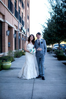 Kendra + Michael {Newlyweds}